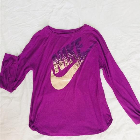 Nike Other - Nike Girls Full Sleeve Top